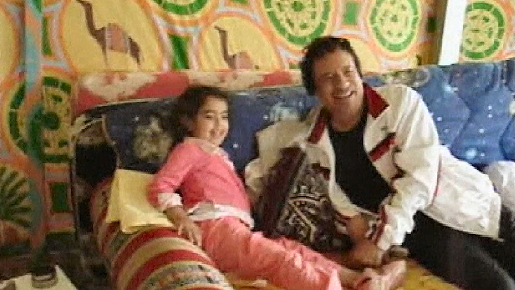 gaddafi and family home movie from 2005 � channel 4 news