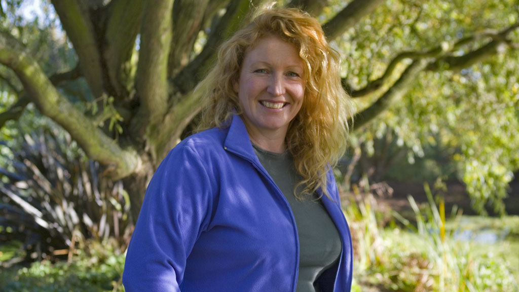 Gardener Charlie Dimmock Launches Drought Campaign
