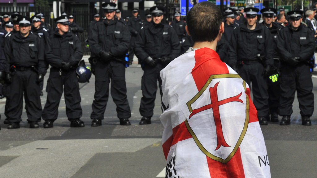 farright extremism who are the edl � channel 4 news