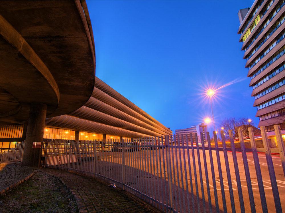 Preston bus station (credit Ian Hex: lightsweep.tumblr.com)