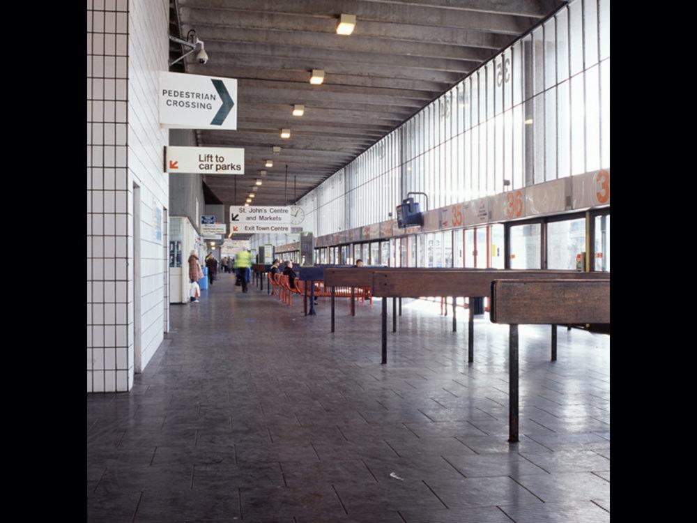 Preston bus station (credit Adam Wilson)