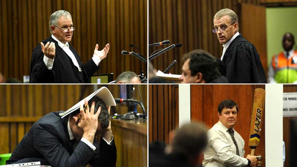 Oscar Pistorius Trial Oscar Pistorius trial:...