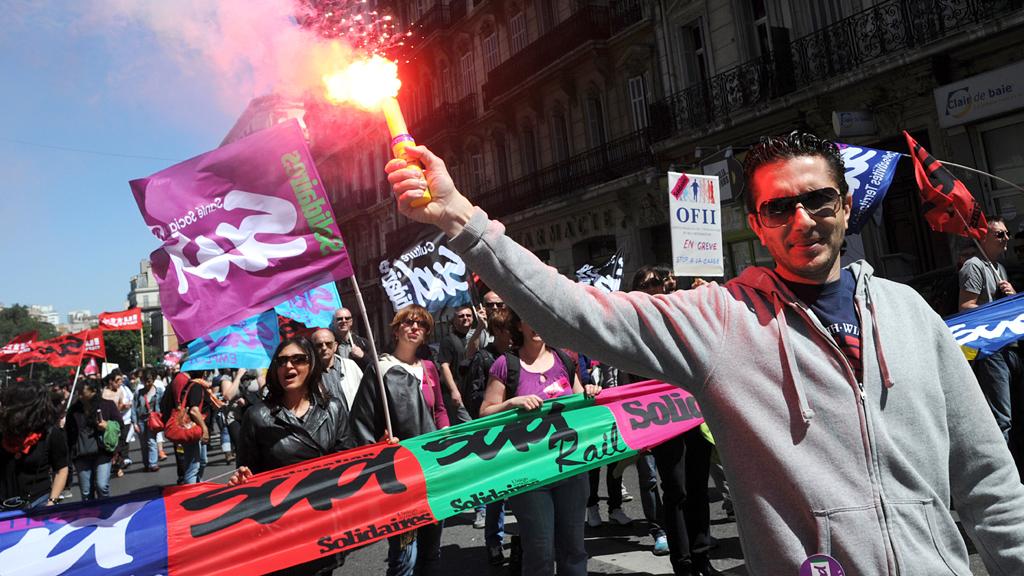 FRANCE-SOCIAL-ECONOMY-AUSTERITY-DEMO