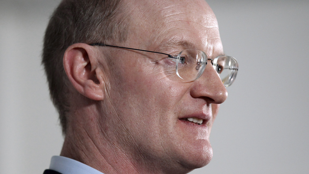 Universities Minister David Willetts speaks at an event in central London