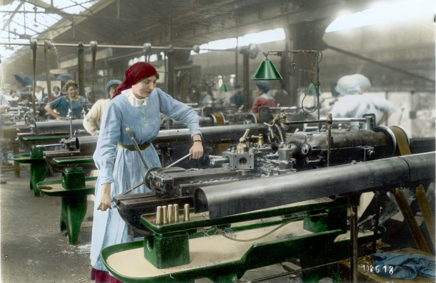 World War I Women At