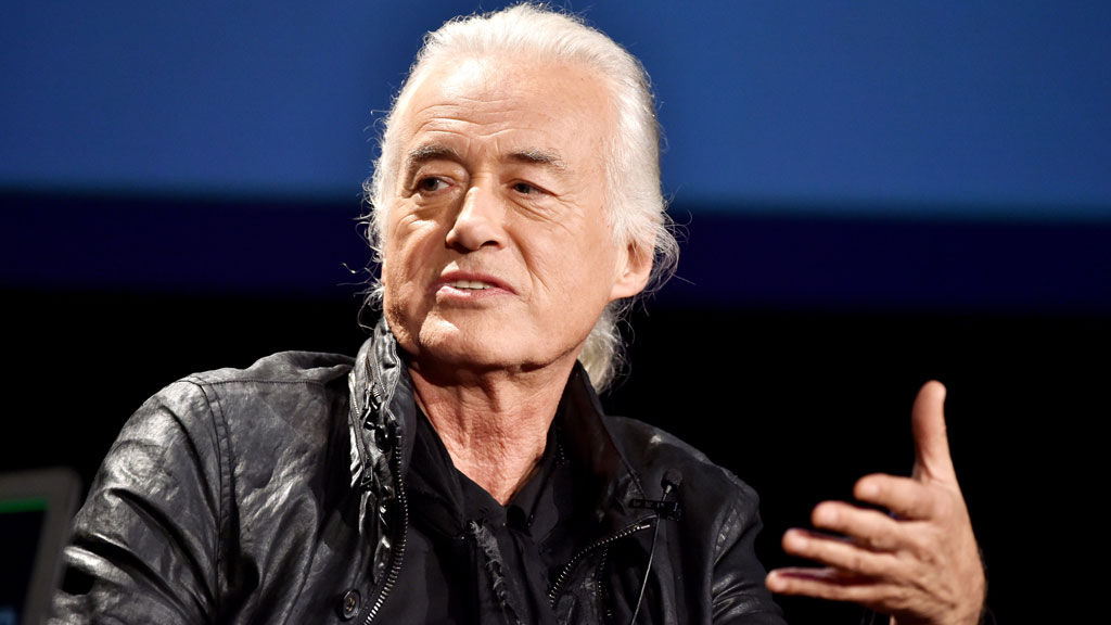 Jimmy Page: My Autobiography Will Be Published When I'm