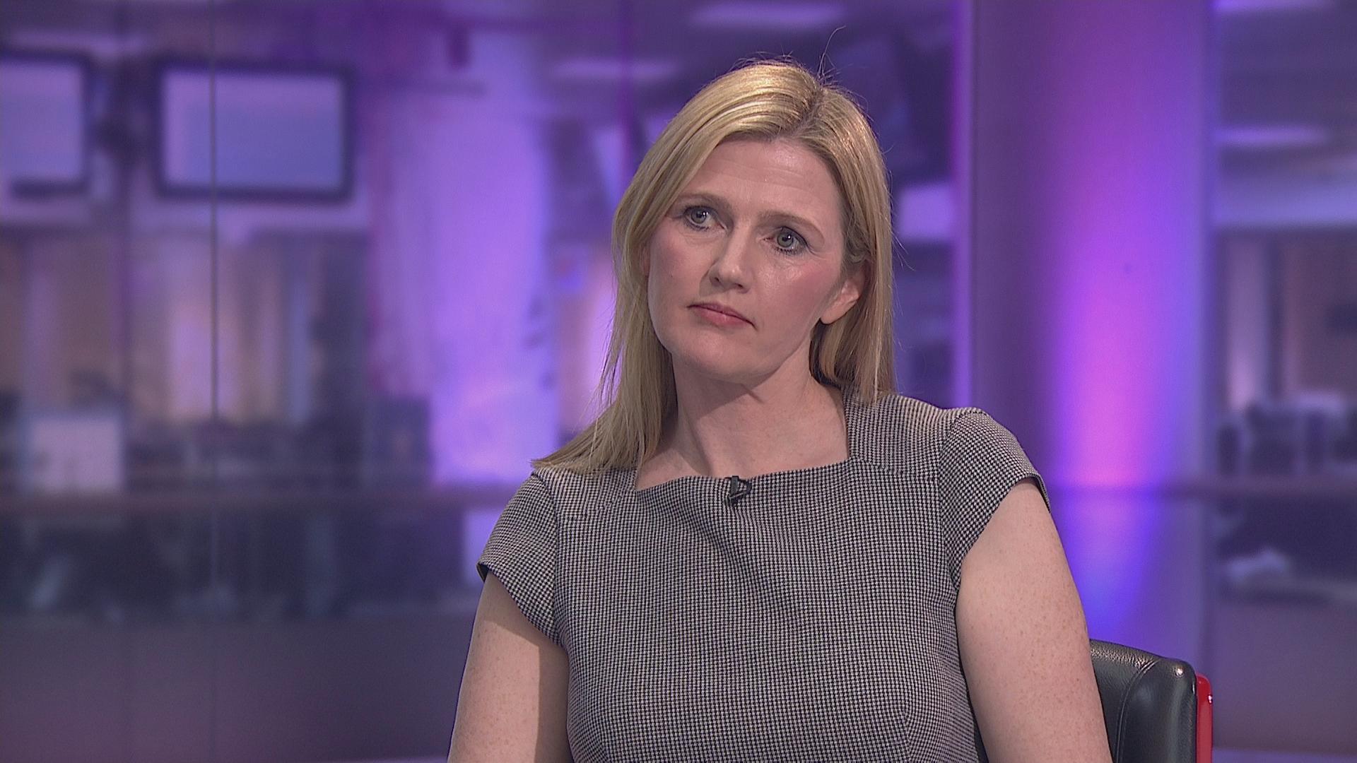 Prison debate with Kate Paradine