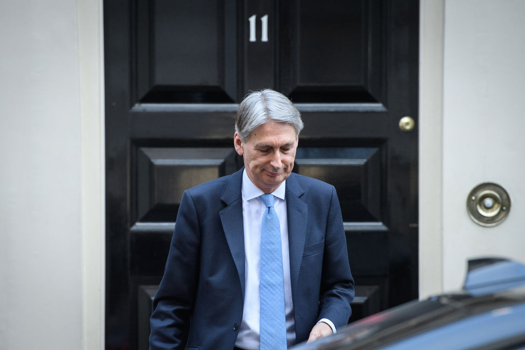 Philip Hammond Announces U-turn On National Insurance Budget Increase