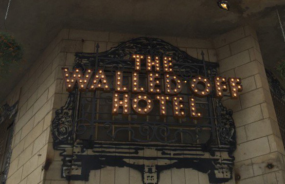 GALLERY | Banksy presents 'The Walled Off Hotel'